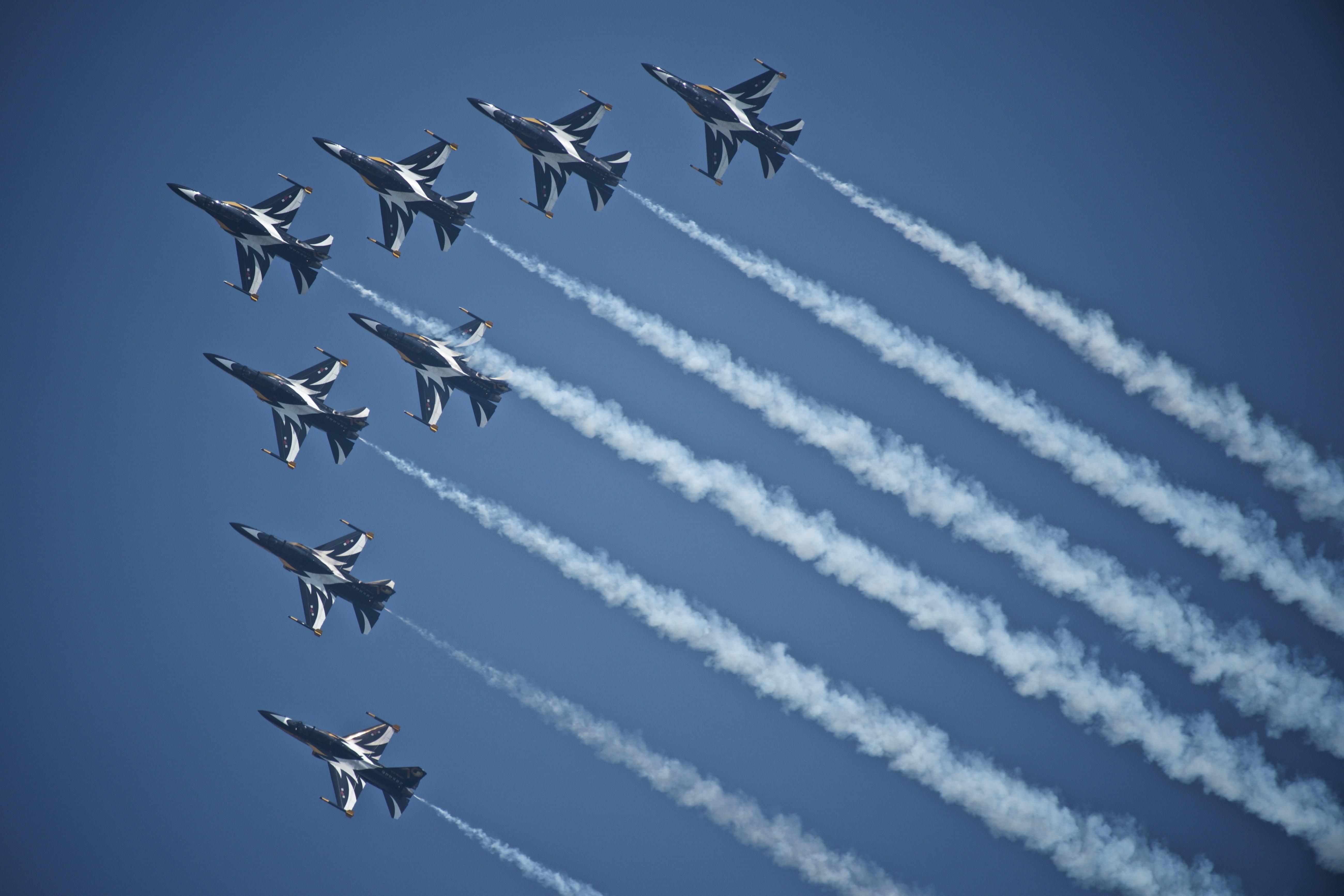 Black Eagles Air Show