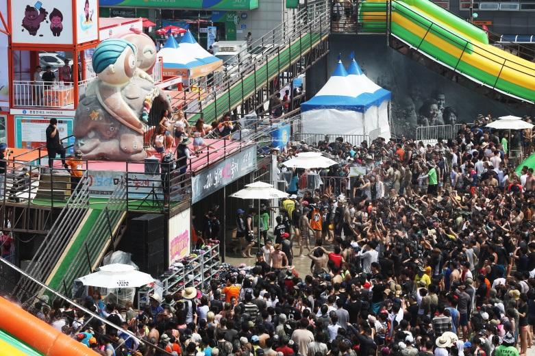 Korea No 1 Boryeong Mud Festival 보령머드축제